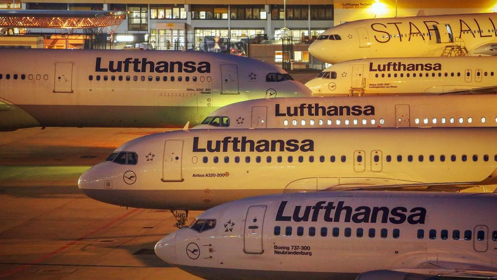 German airline Lufthansa is suing a passenger it caught skiplagging (Credit: Getty Images)