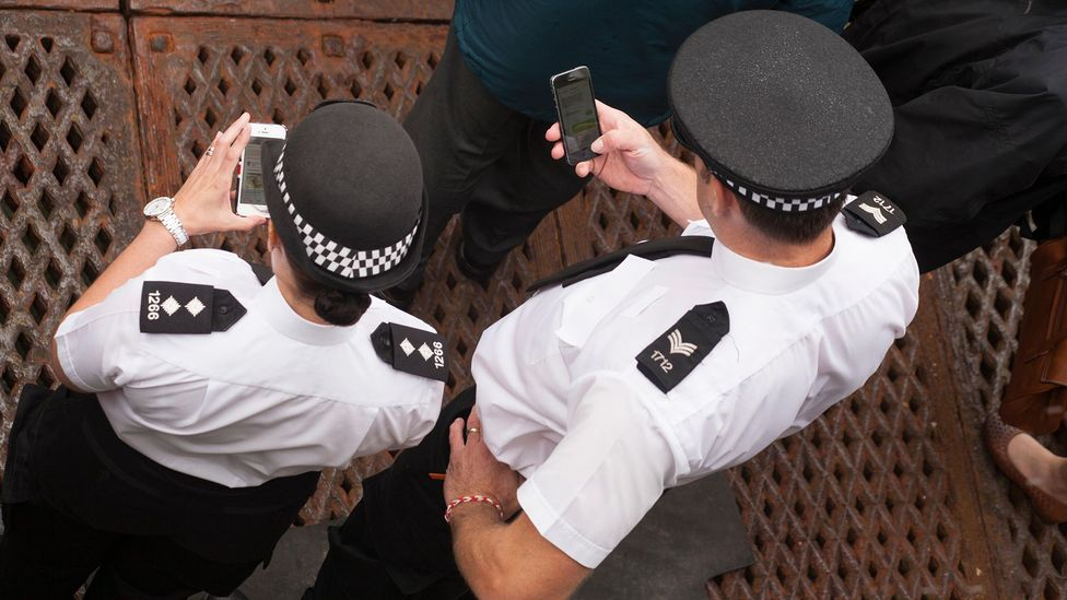 By helping police unlock the information contained in their databases, artificial intelligence could become a valuable tool in the fight against crime (Credit: Alamy)