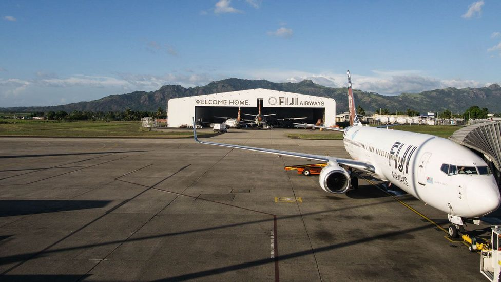 With a well-developed domestic aviation industry, Fiji was well positioned to be the pioneer in adopting GPS technology (Credit: Sarah Stodola)