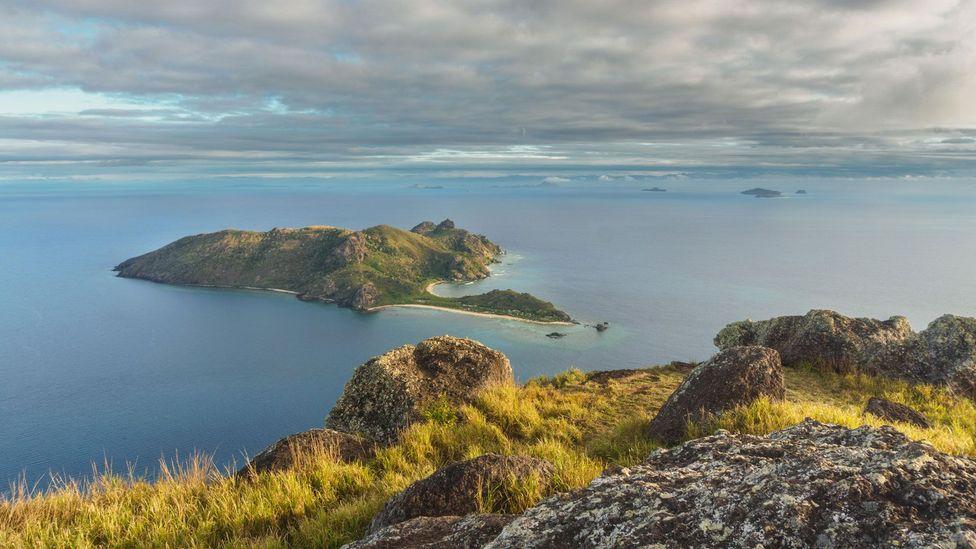 Flight navigators often relied on dead reckoning to traverse vast stretches of water like those separating Fiji's islands (Credit: Jan Jerman/Alamy)