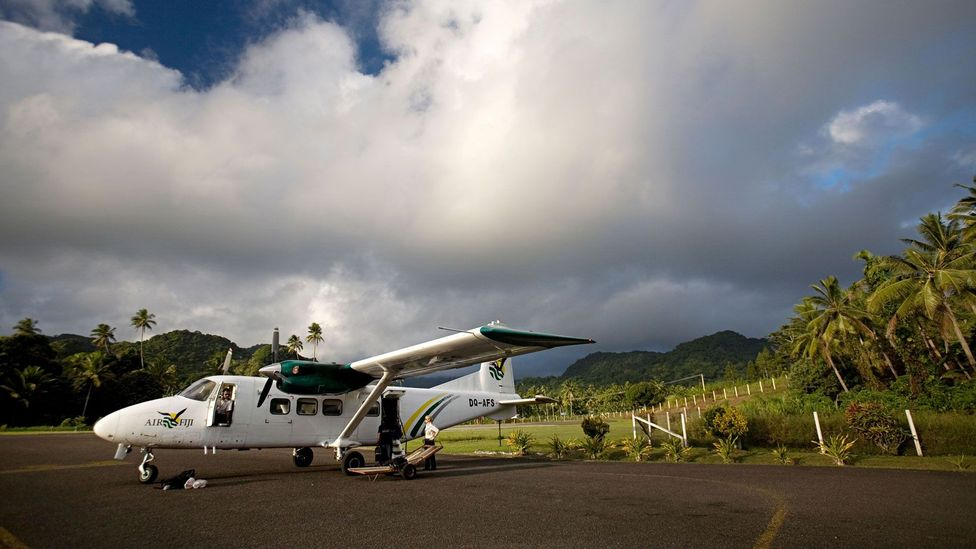 Thanks to Fiji, air travel is now faster and safer than ever before (Credit: Aurora Photos/Alamy)