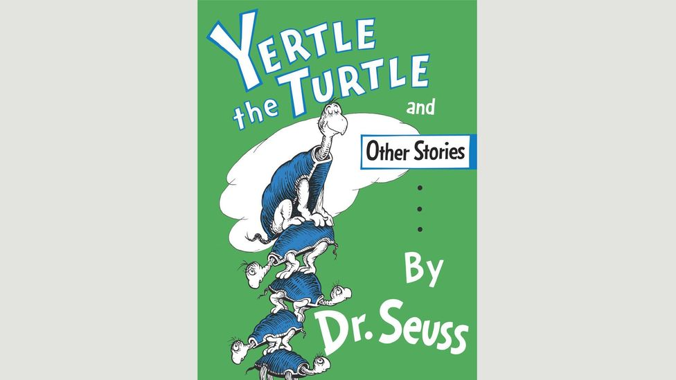 Yertle the Turtle and Other Stories, 1958 (Credit: Dr Seuss/Courtesy of Random House Children's Books)