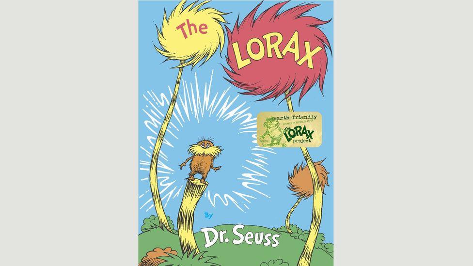 The Lorax, 1971 (Credit: Dr Seuss/Courtesy of Random House Children's Books)
