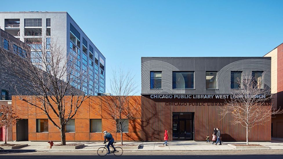 Chicago Public Library, West Loop