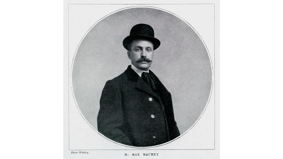 Max Maurey, the Grand Guignol's second owner, developed a unique brand for the theatre (Credit: Getty Images)