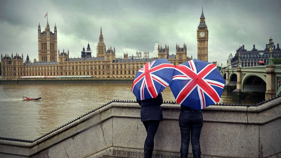 Despite being famous for its rainy climate, London and the south of England may soon run dry (Credit: Getty)