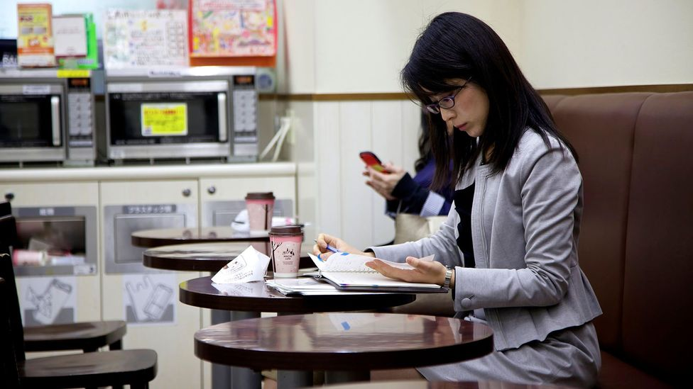 Gaman can spell trouble and fewer opportunities for working women, particularly those returning to the workforce after having a baby or a divorce (Credit: Alamy Stock Photo)