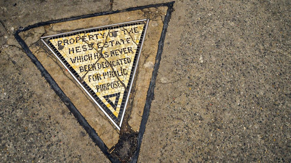 The Hess Triangle in New York City