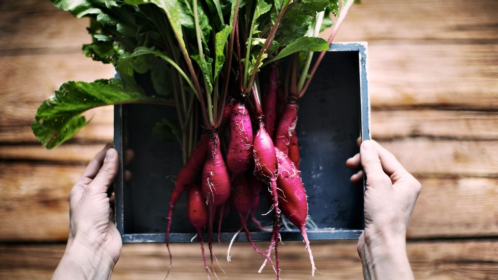 Found in vegetables like beets, nitrites also help us form nitric oxide, which lowers blood pressure (Credit: Getty)