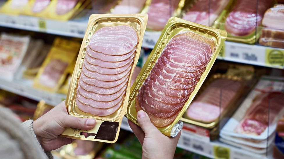 Unlike in vegetables, the nitrites in processed meats are in close proximity to proteins (Credit: Getty)
