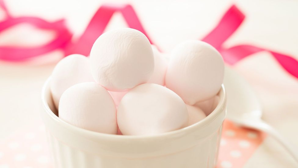 White Day started in Japan around 40 years ago and focused mostly on men gifting women in their lives with marshmallows and other white-coloured sweets (Credit: Getty Images)