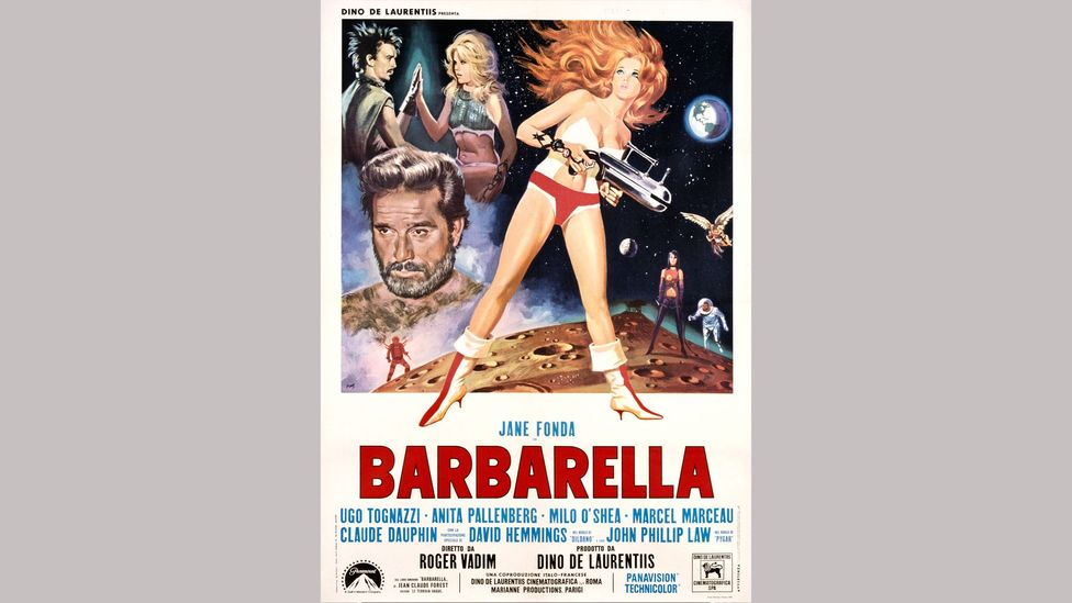 The 1968 film Barbarella is still an inspiration for designers (Credit: Getty Images)