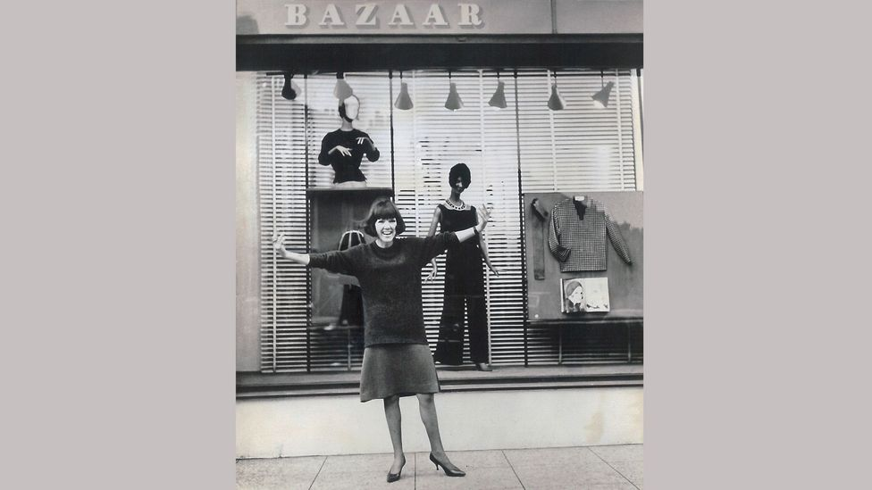 The Fashion and Textile Museum exhibits work by Mary Quant among others in Swinging London: A Lifestyle Revolution (Courtesy a private collection)