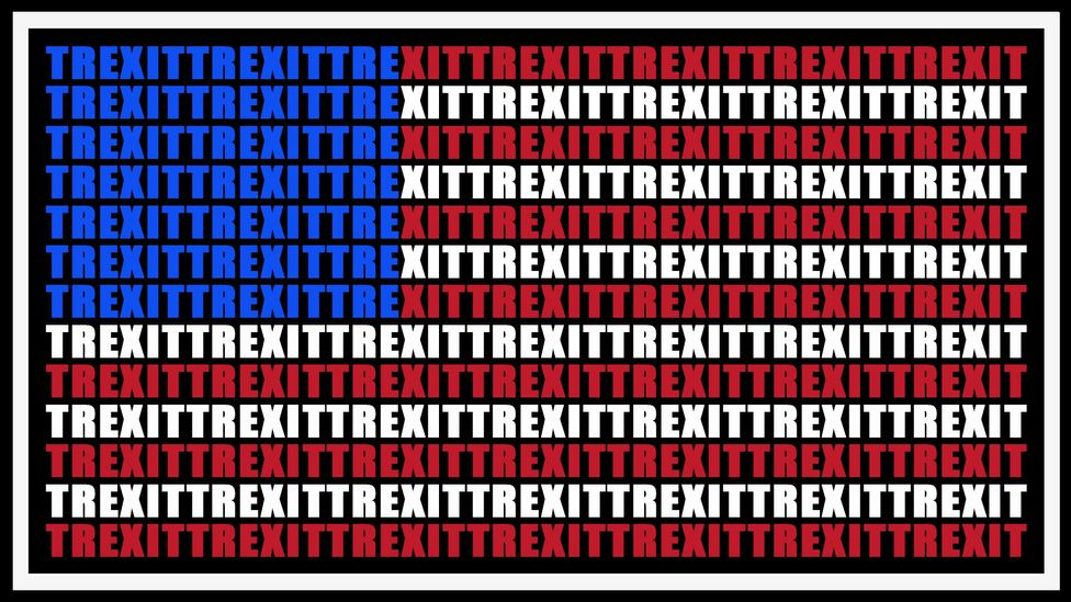 'Trexit' has many meanings, including Trump supporters rejecting the establishment and the possibility of the President's impeachment