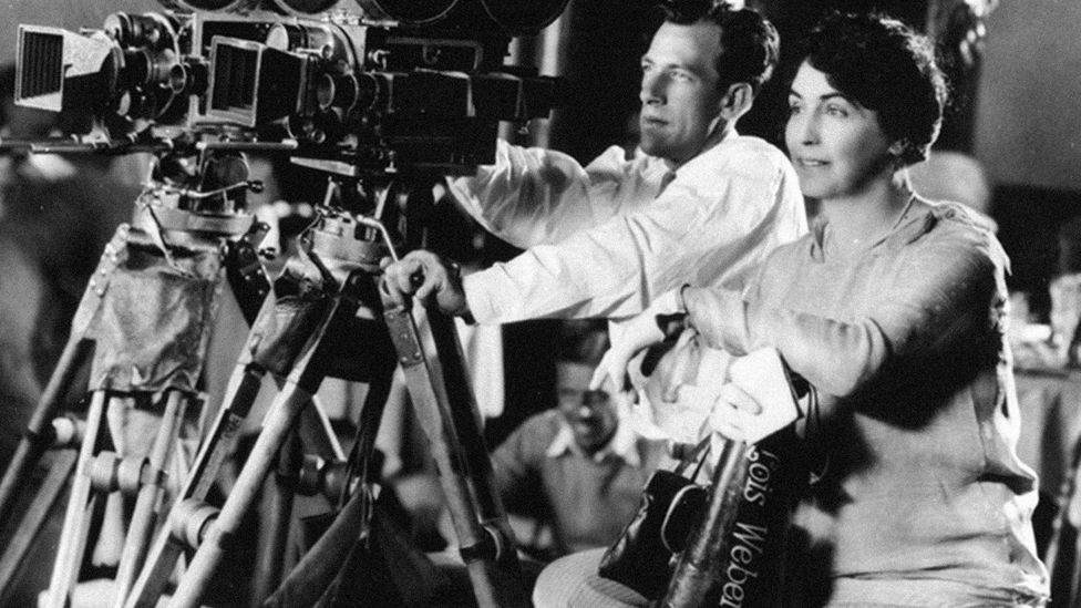 Lois Weber was a ground-breaking force in early cinema (Credit: Flicker Alley, LLC]