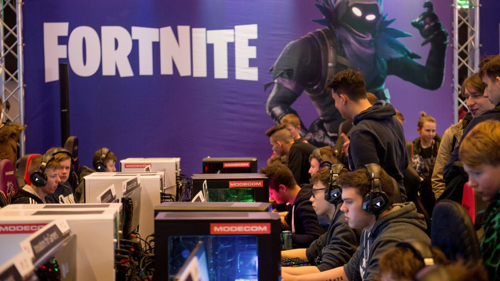 One of the most popular games ever, Fortnite has around 250 million registered users and 80 million monthly players (Credit: Getty Images)