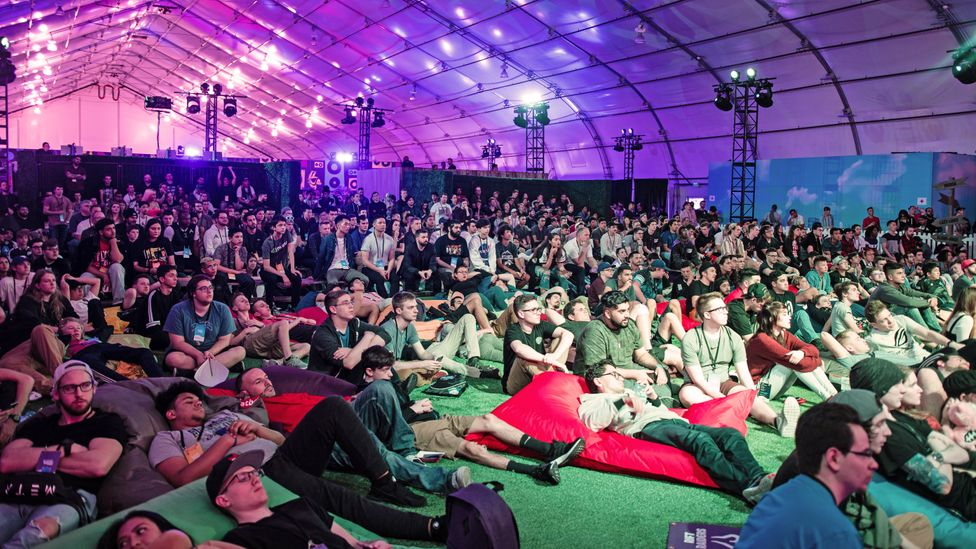 Fortnite's reach is well beyond the game, many more people watch the action on Twitch and YouTube (Credit: Getty Images)