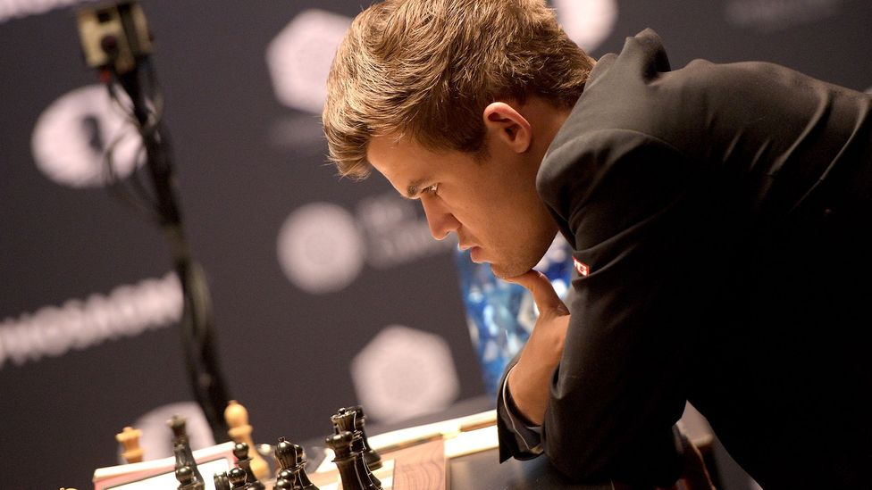 Is one month of learning enough to beat chess world champ Magnus Carlsen? That's what Max Deutsch decided to find out (Credit: Getty Images)