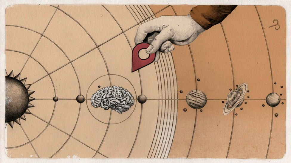 Giulio Tononi's theory asserts that consciousness arises from certain kinds of information processing (Credit: Emmanuel Lafont)
