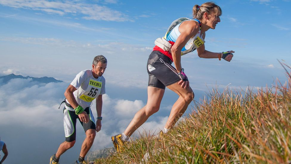 Running at altitude can help to increase endurance as it trains the body to work with lower levels of oxygen (Credit: Alamy)