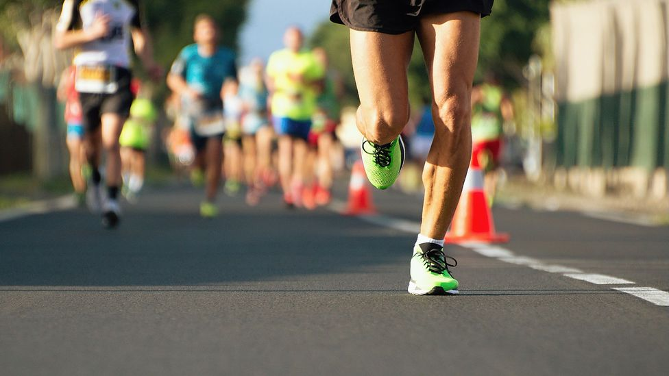 Physical activity like running has been proven to boost memory (Credit: Getty Images)