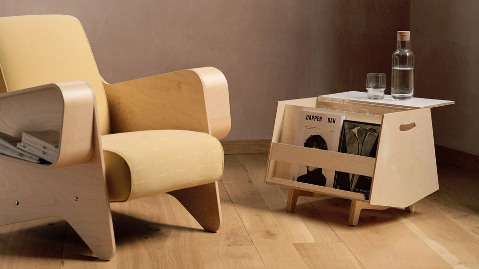 The Breuer Armchair was designed by Marcel Breuer in 1936, and is still in production today (Credit: Isokon Plus)