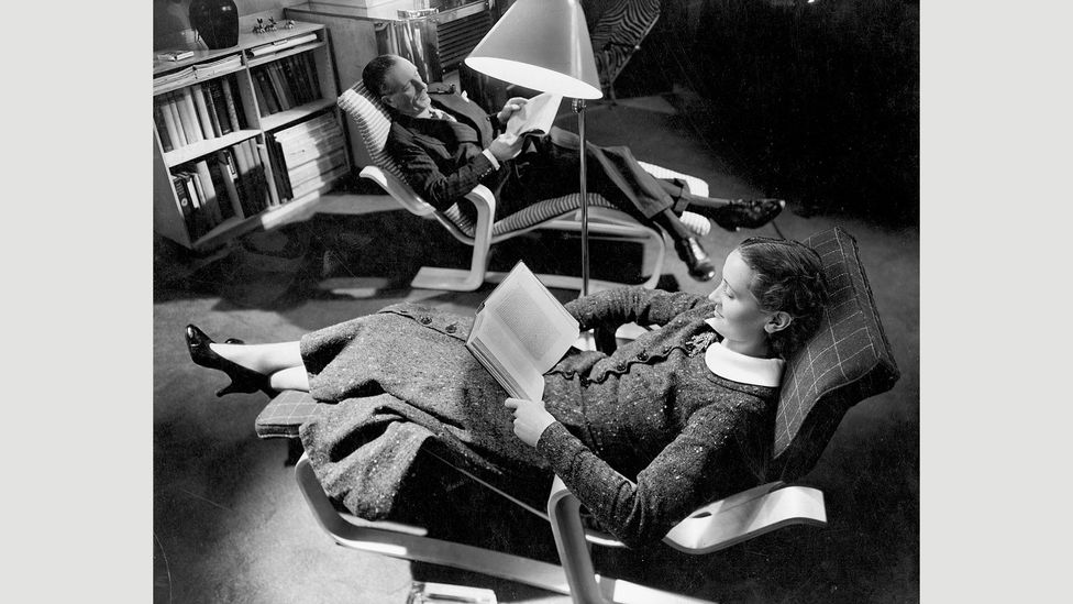 The modernist furniture created by Bauhaus members changed design history forever (Credit: Isokon Archive)