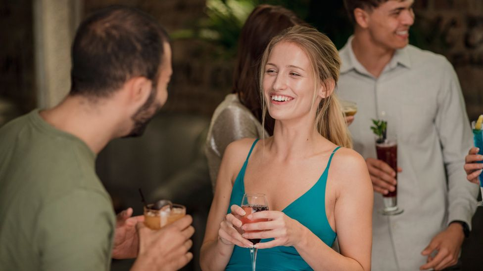 Talking about your partner preferences is apparently the best way to land a second date (Credit: Getty)