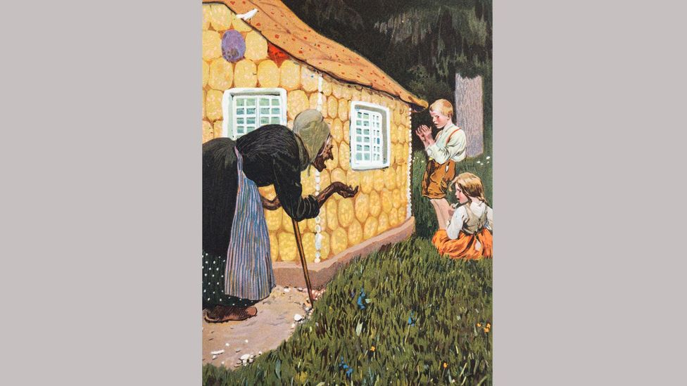 """'Fairy stories give children power,""' says Sally Gardner, pointing to Hansel and Gretel as an example (Credit: Alamy)"