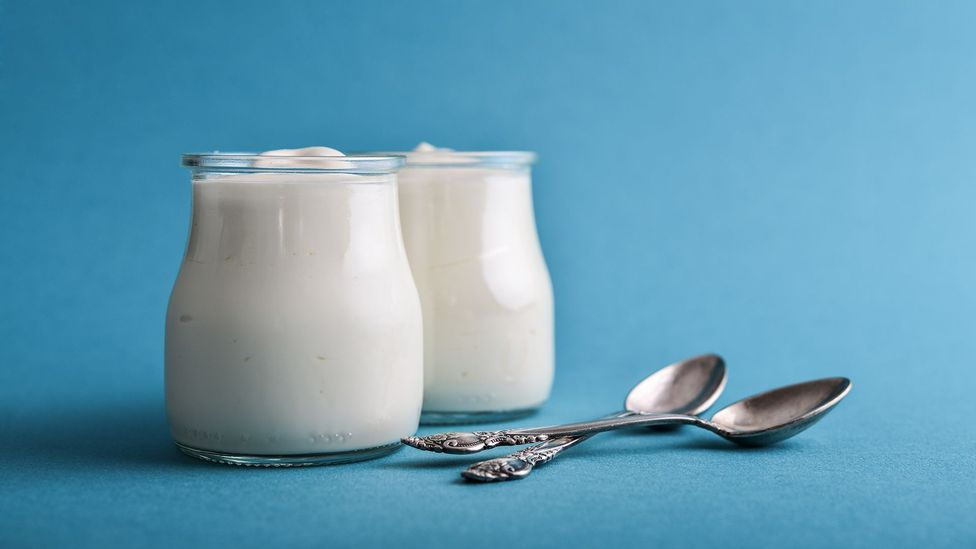 Swedish studies have shown that yoghurt consumption is linked to lower rates of bone breaks (Credit: Getty Images)