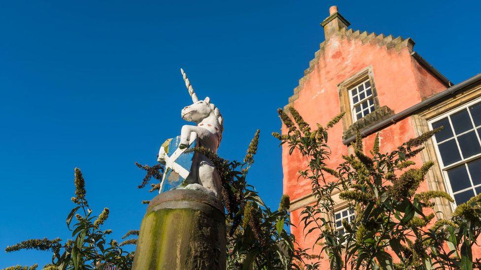 Scotland celebrates National Unicorn day every year on 9 April (Credit: Visit Scotland)