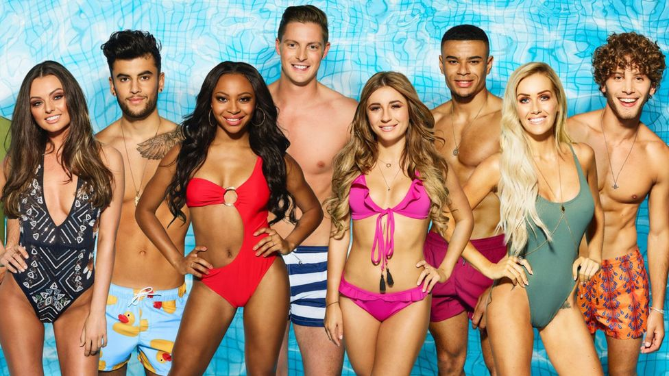 The British reality show Love Island may be Game of Thrones' unlikely successor when it comes to worldwide impact (Credit: ITV)