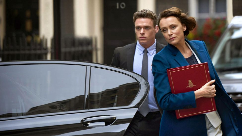 Last year, Jed Mercurio's thriller Bodyguard proved that, in the age of Netflix, shows can still become weekly appointment viewing (Credit: BBC/World Productions)