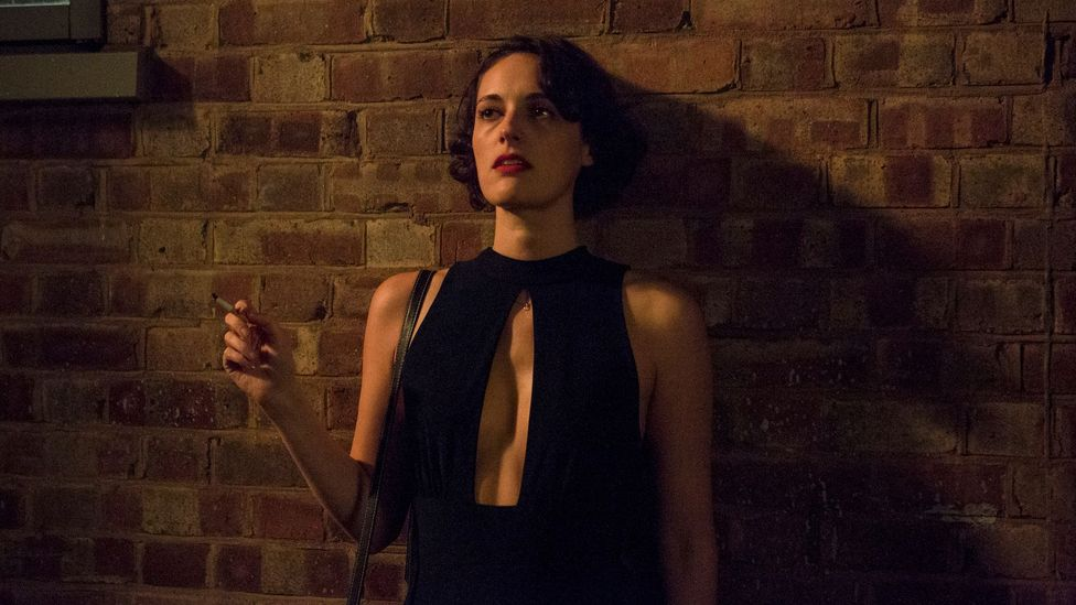 Phoebe Waller-Bridge's black comedy Fleabag is one of a new wave of shorter, more concise TV series resonating with audiences (Credit: BBC)