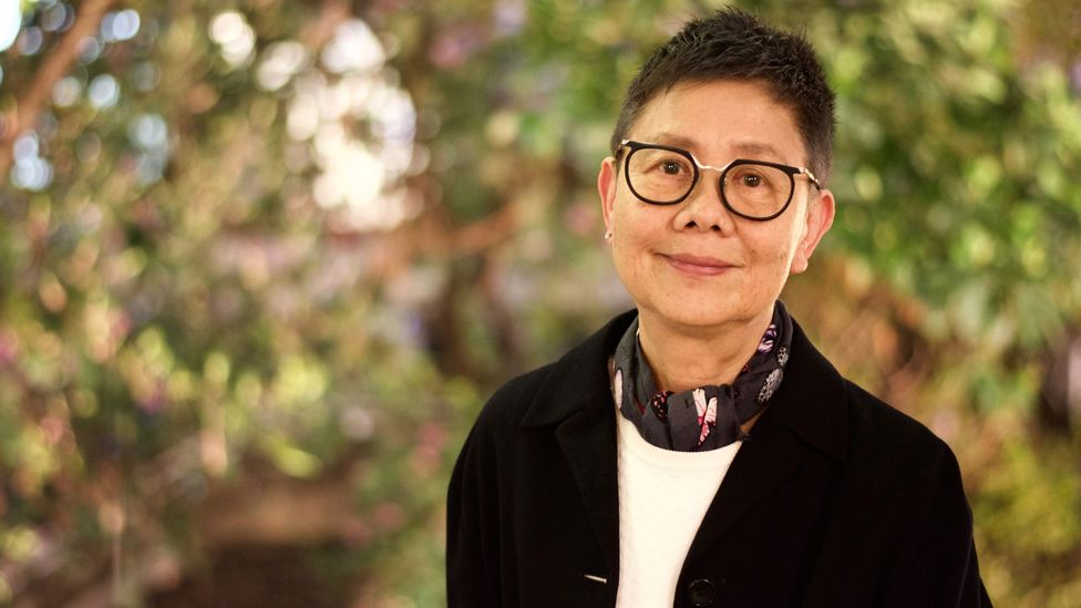 Chinese director Angie Chen has challenged the stigma facing women in film (Credit: Harriet Constable)