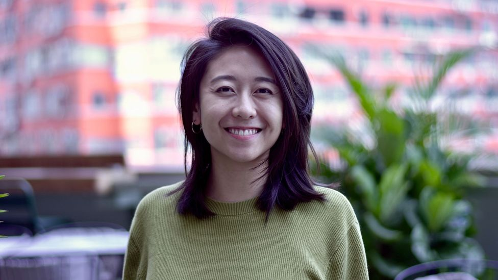 Emerging filmmaker Sharon Yeung wants to make films 'about the female experience' (Credit: Harriet Constable)