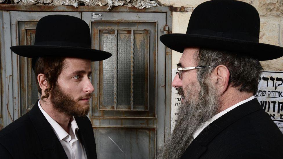 Shtisel follows a Haredi family living in an ultra-Orthodox Jewish neighbourhood (Credit: Ronen Akerman/Yes Studios)