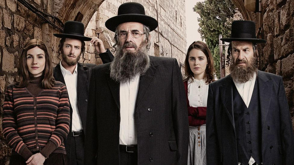 Shtisel shows great attention to detail, taking its cues from the Soprano-led golden age of television playbook (Credit: Ohad Romano/Yes Studios)