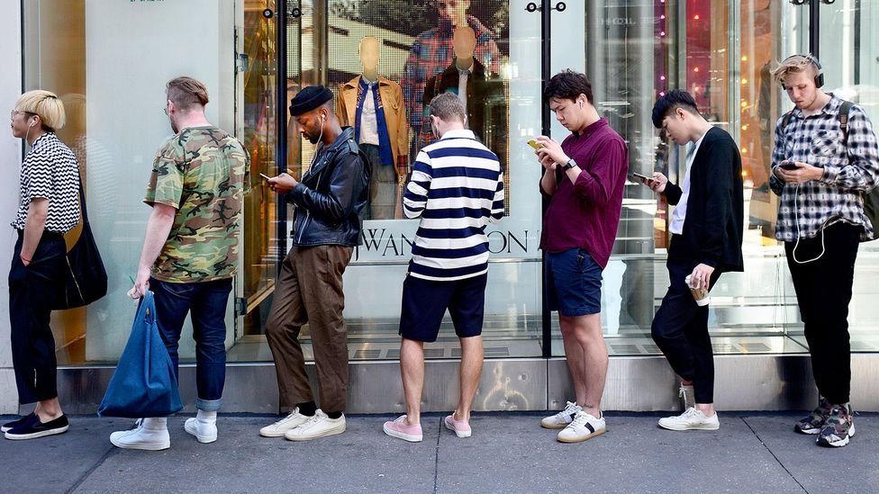 You don't have to be constantly organising coffee dates – quick-hit check-ins with social media contacts can maintain surprisingly strong connections (Credit: Getty Images)