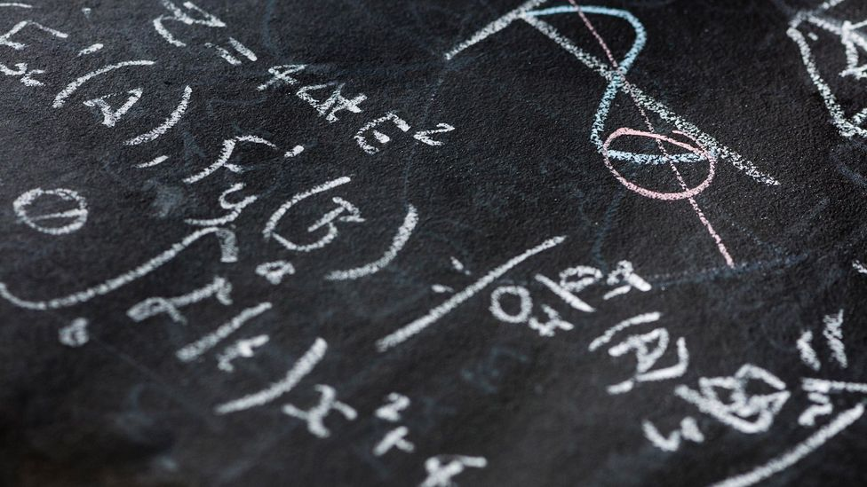 Padgett developed a form of synaesthesia that gave him visions of mathematical formulas (Credit: Alamy)