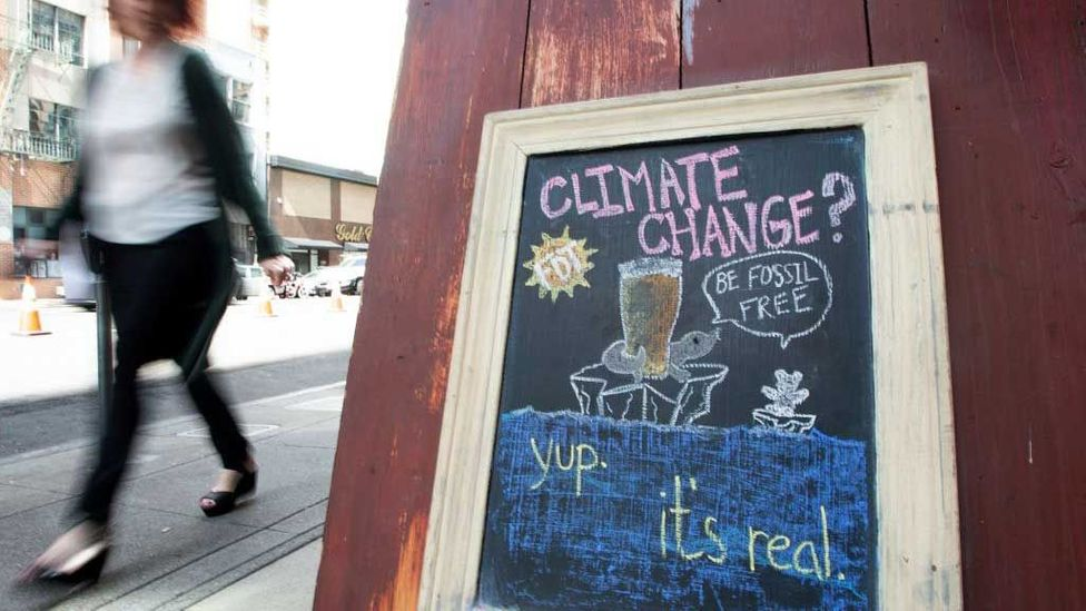 The intersection of political affiliation and education can influence views on climate change (Credit: Getty Images)