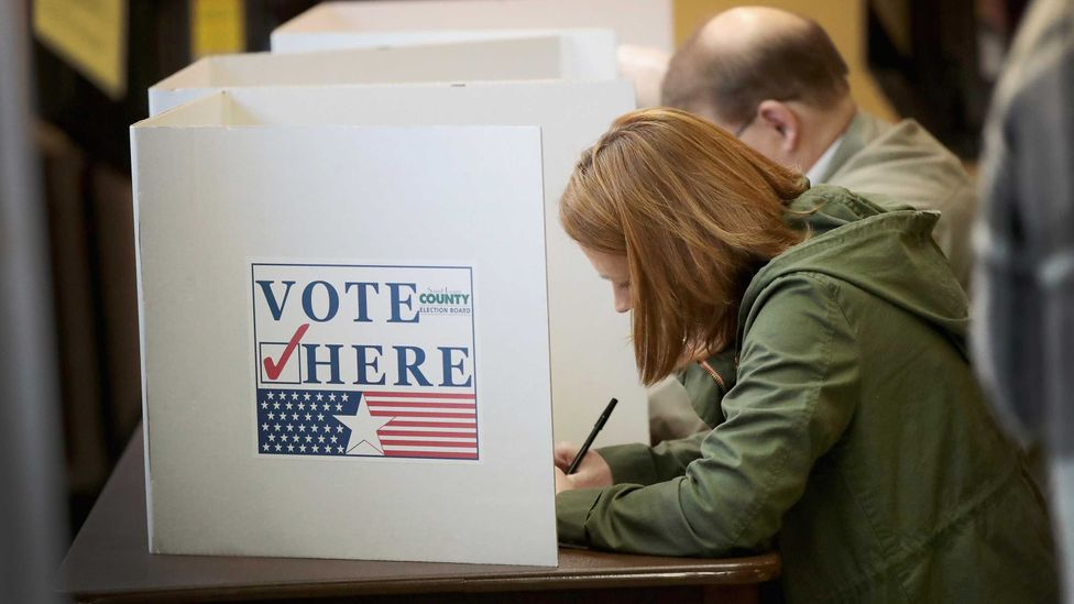 How will the US vote in its next election? Super-forecasters may have a better insight (Credit: Getty Images)