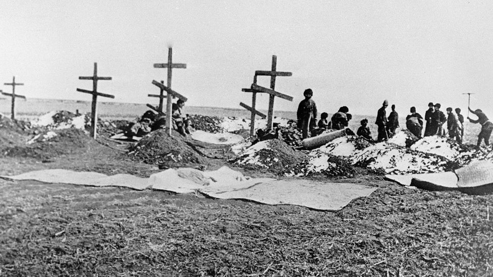 The Russo-Japanese War was brutal, foreshadowing the death and destruction of World War One a decade later (Credit: Alamy)