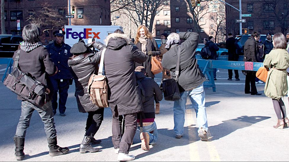 To spread the risk around, paparazzi often form alliances – but those alliances can be upended by one big exclusive (Credit: Alamy)