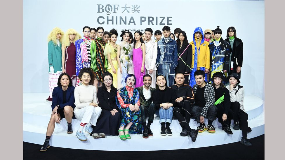 The Brave New World Of China S Gen Z Fashionistas Bbc Culture