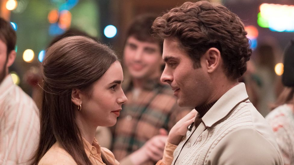 The new film about serial killer Ted Bundy (Zac Efron) is ostensibly told from the perspective of his girlfriend Liz Kloepfer (Lily Collins) (Credit: Netflix/ Brian Douglas 2017)