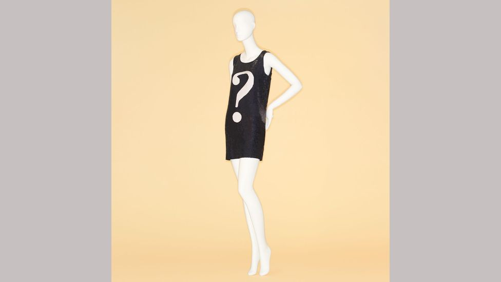 A dress by Rossella Jardini from the Moschino spring/summer 1998 collection (Credit: Metropolitan Museum of Art/ Johnny Dufort)