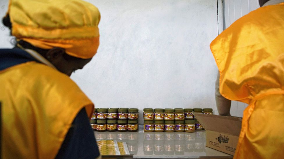 Sub-Saharan Africa's honey industry has the potential for big economic returns (Credit: Getty Images)