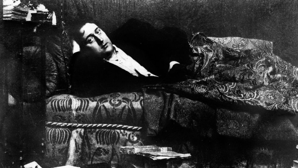 The playwright and art critic Guillaume Apollinaire coined the word 'surreal' when describing a new ballet by Erik Satie and Jean Cocteau (Credit: Getty Images)
