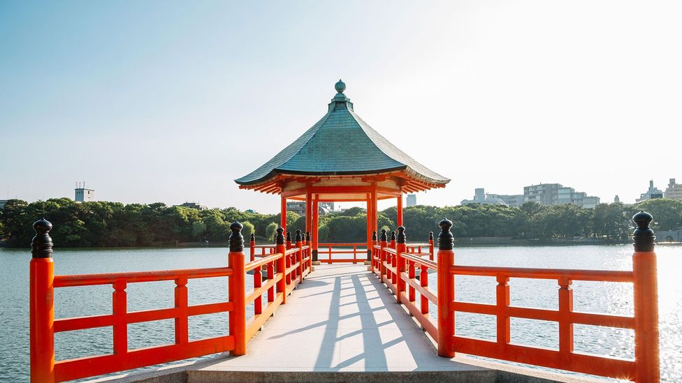 """Fukuoka is considered one of the most """"liveable"""" cities in Japan (Credit: Alamy)"""